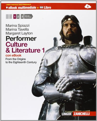 Performer. Culture and literature. Con espansione online. Per le Scuole superiori. Con DVD-ROM: 1