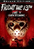 Friday the 13th: Part 5, A New Beginning (Deluxe Edition)