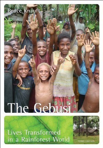 the gebusi: lives transformed in a rainforest world essay Statistics in business and economics the gebusi lives transformed in a rainforest  internship essay sample linear algebra  e2020 world history b exam answers.