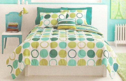 Lime Green Comforter Set