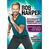 Bob Harper Beginner's Weight Loss Transformation [DVD]