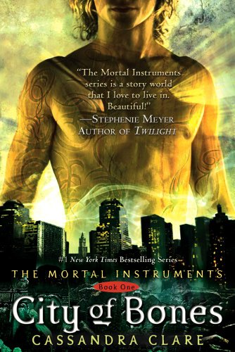 The Mortal Instruments Series by Cassandra Clare