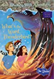 What's the Word, Thunderbird? (Wishing Well Adventures)
