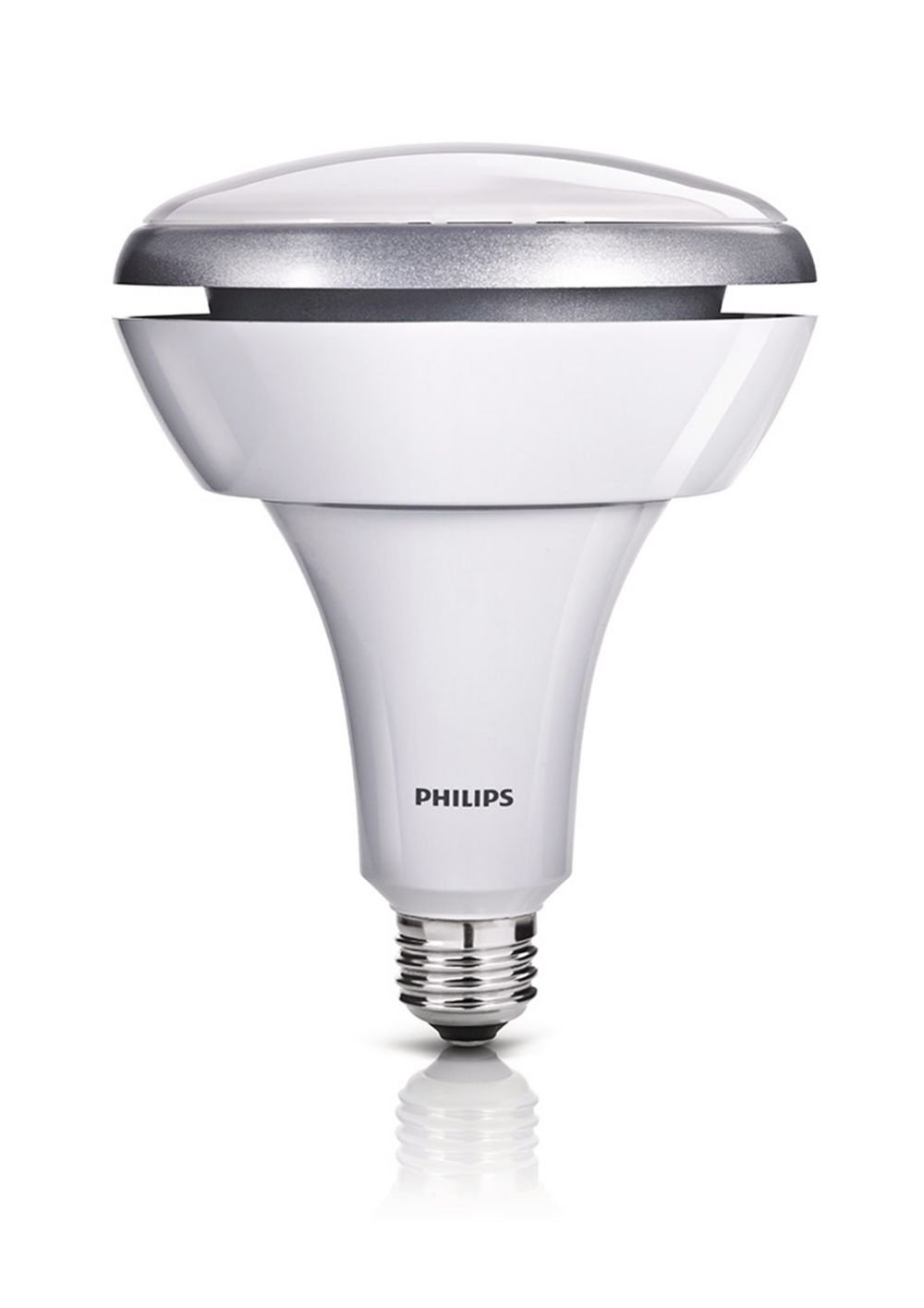 philips 423756 14 5 watt 75 watt br40 led indoor flood light bulb dimmable. Black Bedroom Furniture Sets. Home Design Ideas