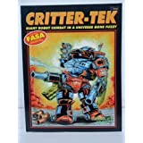 Critter-Tek: Giant Robot Combat In A Universe Gone Fuzzy