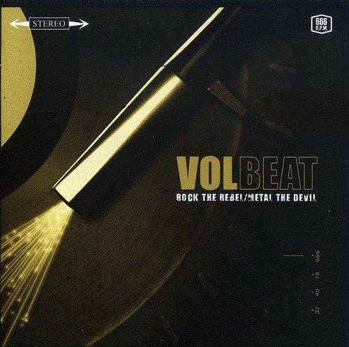 CD : Volbeat - Rock the Rebel / Metal the Devil (Holland - Import)