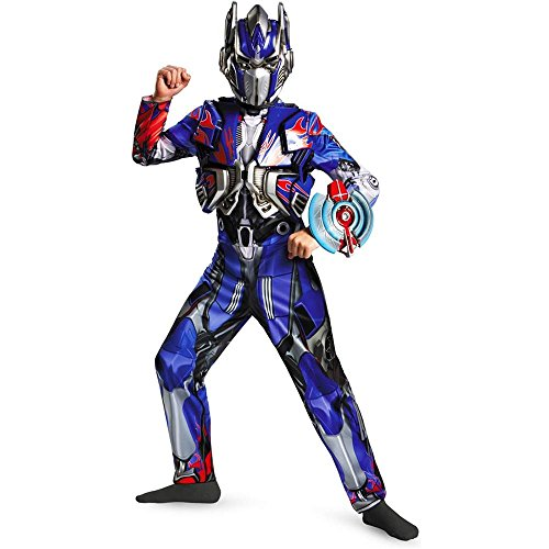 Transformers: Optimus Prime Deluxe Kids Costume