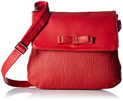 Baggit Women's Handbag (Red)