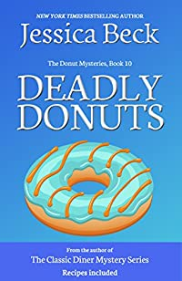 Deadly Donuts by Jessica Beck ebook deal