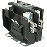 CONTACTOR 1 POLE 32 AMP ONETRIP PARTS® HEAVY DUTY ENCLOSED REPLACEMENT FOR TRANE AMERICAN STANDARD OEM PART CTR1143