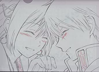 赤髪の白雪姫 原画 クリアファイル A 白雪 & ゼン