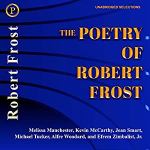 The Poetry of Robert Frost Audiobook
