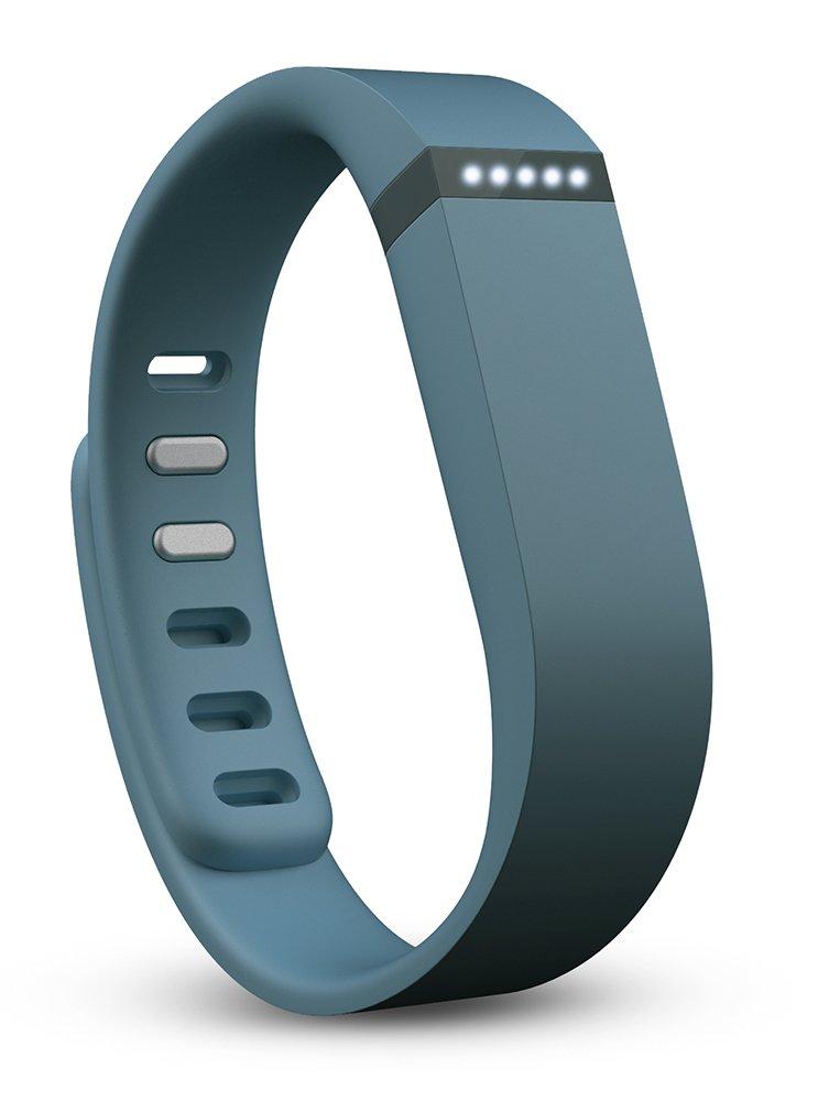 Amazon.com: Fitbit Flex Wireless Activity + Sleep Wristband, Slate ...