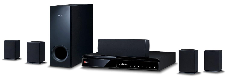 Packs enceintes Home cinema LG ELECTRONICS BH6230S NOIR