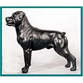 rottweiler bronze
