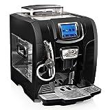 CAFE BONITAS – RetroStar Black – Kaffeevollautom...