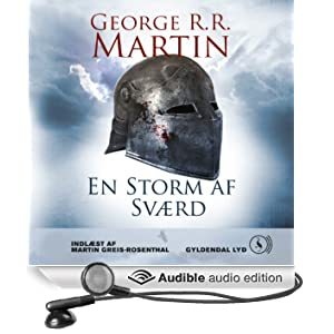 En storm af sv�rd [A Storm of Swords] (Unabridged)