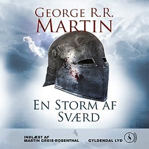 En storm af sværd [A Storm of Swords] Audiobook