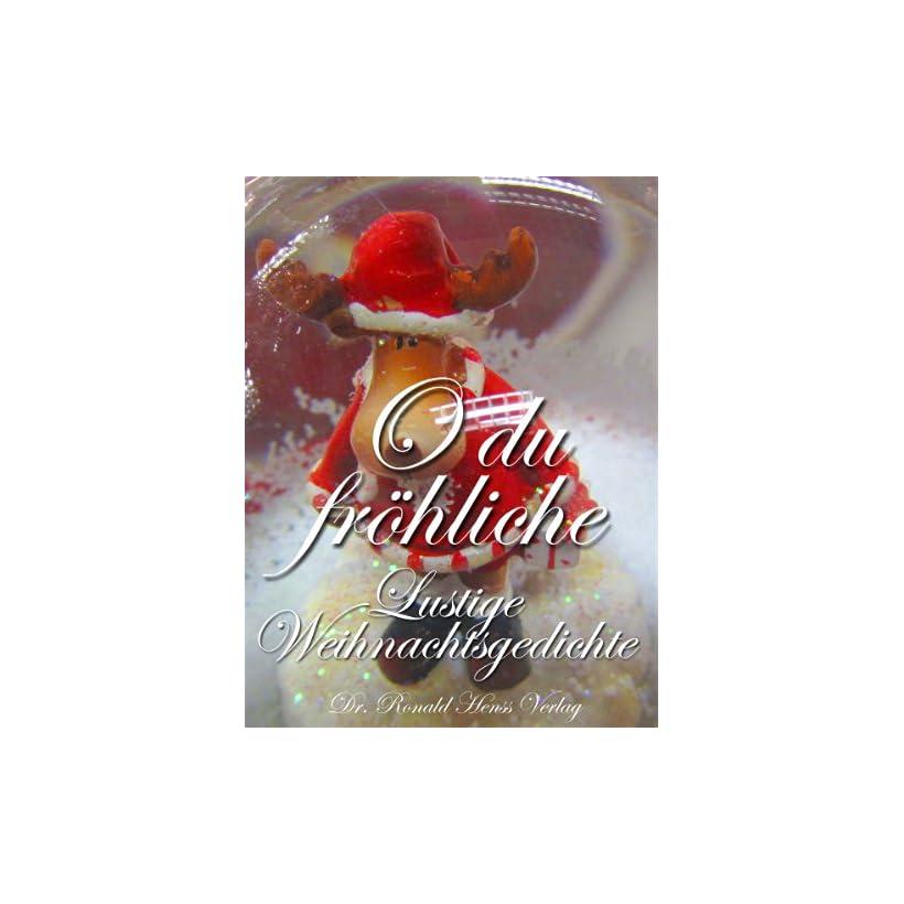 Du Fröhliche Lustige Weihnachtsgedichte Ebook Leonore Enzmann On