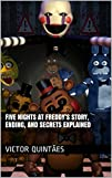 Five Nights at Freddy's Story, Ending…