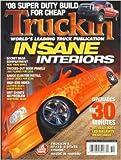 Truckin' Magazine, Vol. 33, No. 10 (July 31-August 27, 2007)