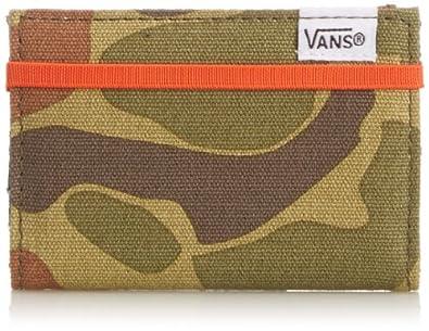 Vans Timeline Wallet, Unisex-Adults' Credit Card Case, Camo, One Size