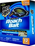 Hot Shot MaxAttrax Roach Bait 12 Count 2030W