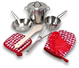 Ulysses 13-Piece Cookware Set in A Net