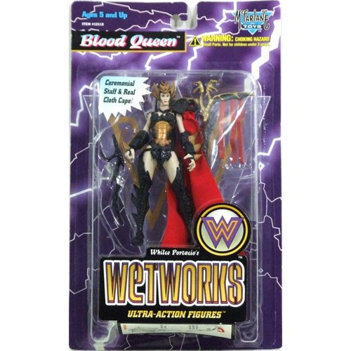 "Wetworks Series 2 Blood Queen 6"" Action Figure"