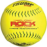 Trump® X-ROCK-ISA-Y-2 12 Inch 44/375 ISA Composite Leather Softball (Sold by the DZ.)