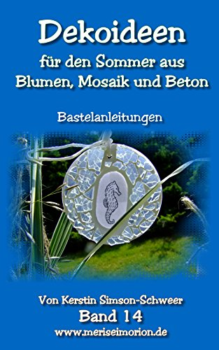 36 books of kerstin simson schweer bastelanleitungen f r - Qs gartendeko ...