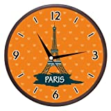Wall Clocks - Printland Paris Wall Clock