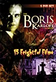 echange, troc Boris Karloff Box: 15 Frightful Films [Import USA Zone 1]