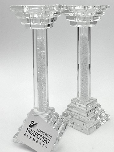 exclusive-unique-awesome-design-pair-of-swarovski-crystal-filled-candle-sticks-candle-holders-decora