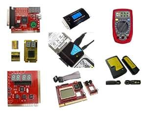 KALEA-INFORMATIQUE © - Kit Complet Pour Technicien informatique - Utilisateur Averti