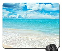 Sunny day Mouse Pad, Mousepad (Beaches Mouse Pad)