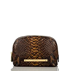 Tina Cosmetic Bag<br>Tortoise Seville