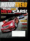 img - for Motor Trend September 2010: New Cars 2011 - 2012 156 Models Rated and Reviewed book / textbook / text book