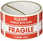 "TapeCase ""Fragile, Thank You"" Label -..."