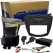 Excluding X Fits Nissan Xterra 09-12 w// Gray Dash Harness Radio Install Kit