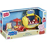 Peppa Pig Holiday Time Ice Cream Van