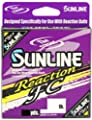 Sunline Reaction Fc Fluorocarbon Fishing Line by Sunline