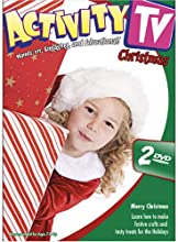 Activity TV Christmas Fun 2-DVD Pack