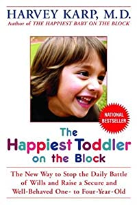 "Cover of ""The Happiest Toddler on the Blo..."