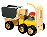Voila Toys Construction Vehicle : Dump Truck with Electricity Generator Attachment