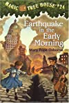 Earthquake in the Early Morning (Magic Tree House #24)