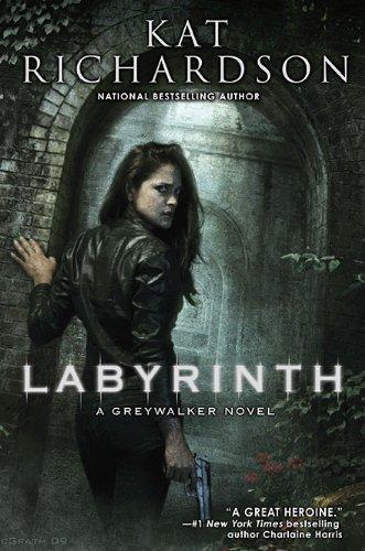 Image of Labyrinth (Greywalker, Book 5)