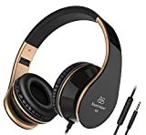 Headphones-Sound-Intone-I65-Foldable-Headphones-with-Microphone-Volume-Control-Adjustable-Headband-Cute-Headset-for-Travel-Work-Sports-Compatible-with-Iphone-Laptop-Computer-Mp3