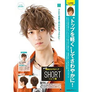 おしゃれヘアカタログ 2013 SUMMER FINEBOYS+Plus HAIR (HINODE MOOK 13)