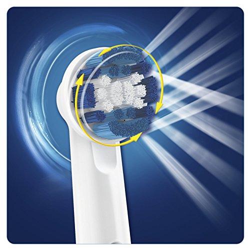Oral-B PrecisionClean Aufsteckbürsten (für elektrische Zahnbürsten), 8+2Stück -